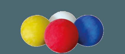 bolas de minigolfe